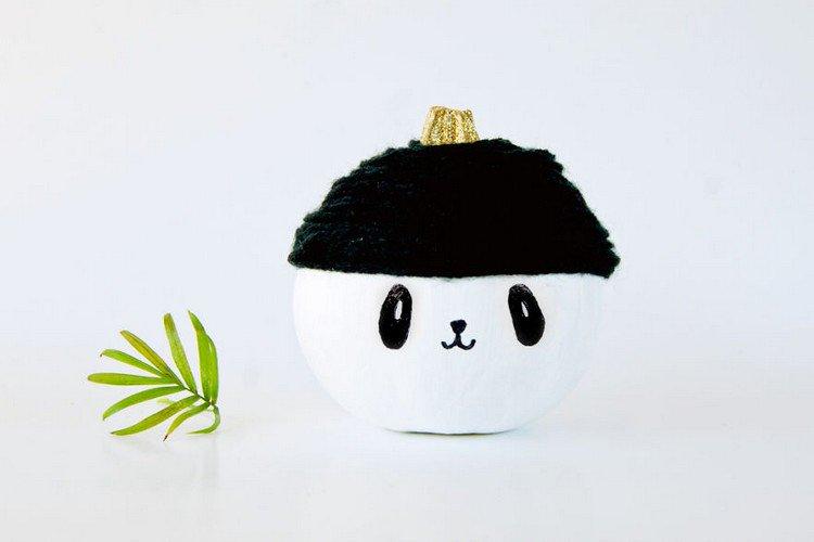 panda leaf