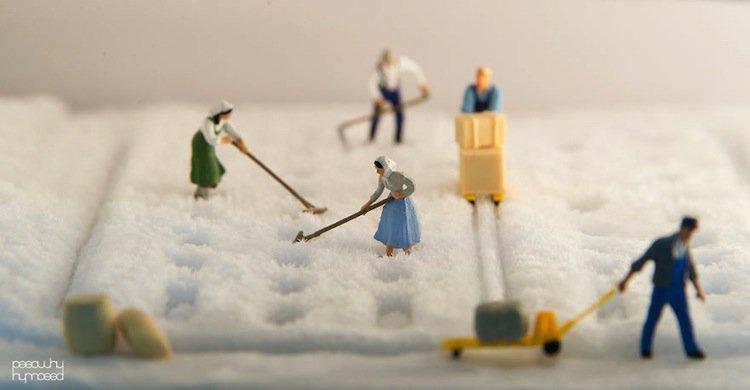 poy-snow