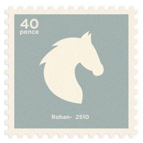 rohan stamp