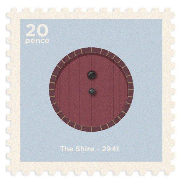 shire stamp