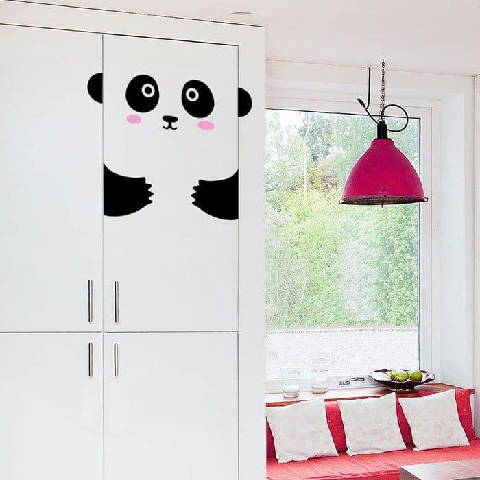 stickers-panda