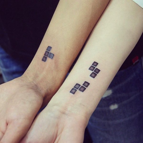 Tattoo Quotes Marriage: 12 Couples With Cute Wedding Tattoos