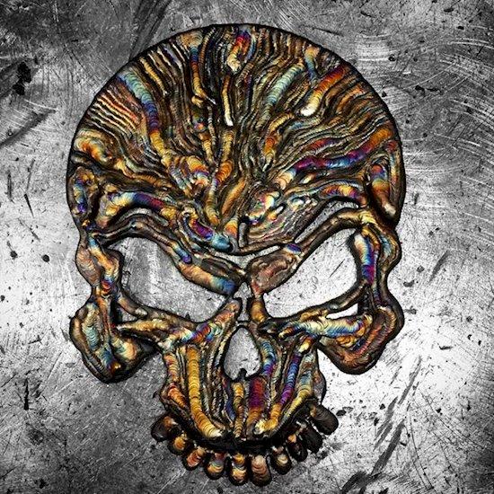 welding-art-skull