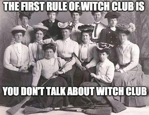 witch club