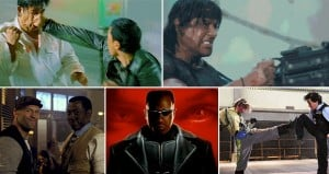 Action Movie Franchises