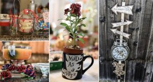 Alice In Wonderland-Themed Bridal Tea Party