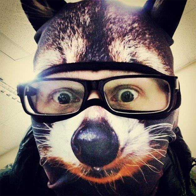 Animal Ski Mask