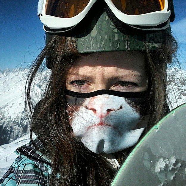 Animal Skiing Mask
