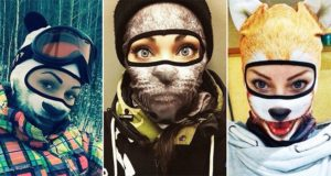 Animal Themed Ski Masks Teya Salat