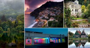 Architectural Views Beautiful World