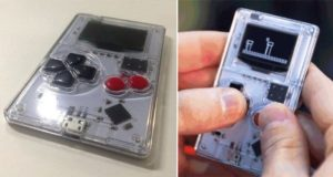 Arduboy Business Card-Sized Console