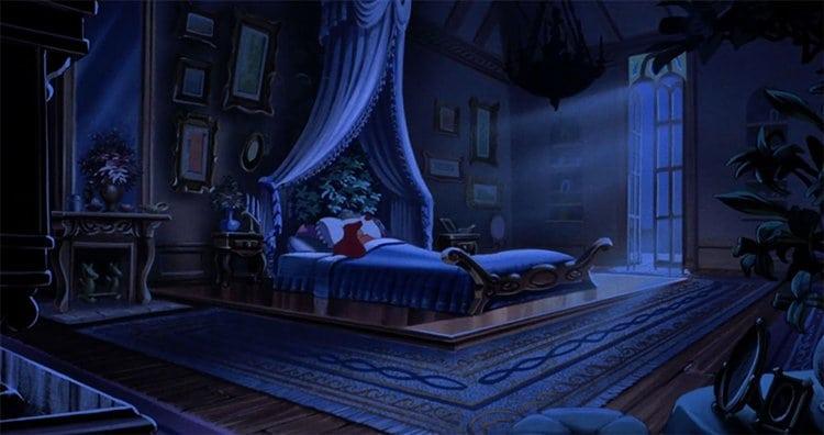 Ariels-Room-in-The-Little-Mermaid