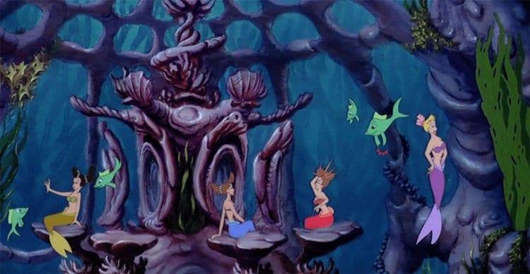 Ariels-Sisters-Get-Ready-in-The-Little-Mermaid