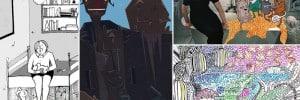 Artistic Interpretations Lena Dunham Dreame Diaries