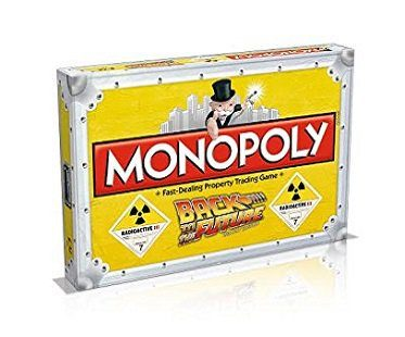 Back To The Future Monopoly yes
