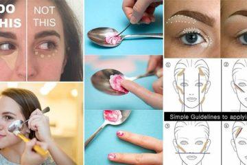 Beauty Tricks Hacks