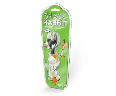 Bunny And Carrot Nesting Utensils pack