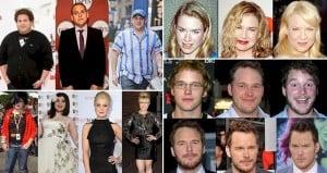 Celebrity Hollywood Tranformations
