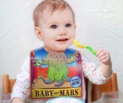 Circus Act Baby Bibs
