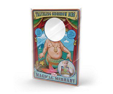 Circus Act Baby Bibs book
