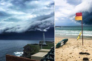 Cloud Tsunami Sydney