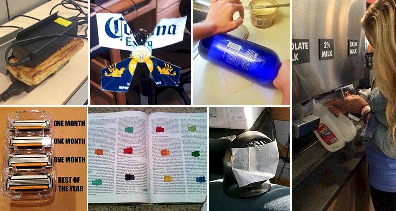 16 Ingenious Ways College Students Won At Fixing Life S