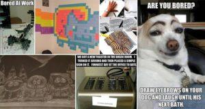Creative Boredom Hacks