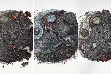 Detailed Drawings Mother Earth Yin Yang
