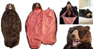 Eiko Ishizawa Sleeping Bag Bear