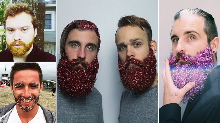 Glitter-Beards