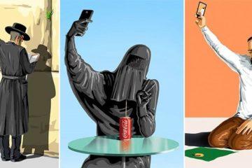 Gunduz Agayev Religious People Selfie