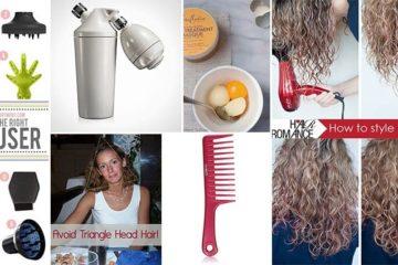 Hair Hacks For Great Curls