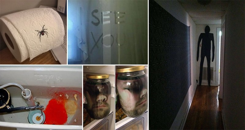 10 Spooky Pranks To Play On People During Halloween