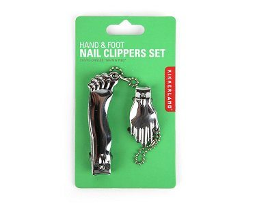 Hand And Foot Nail Clipper Set pack