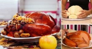 How to Cake It Roast Turkey