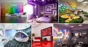 Interior Design Futuristic Rooms