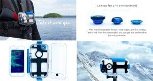 Iphone 6 GroPro 'ProShot' Case