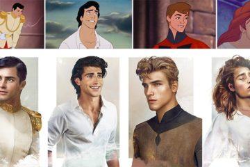 Jonatan Vaatainen Disney Princes Look Real
