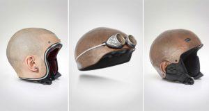 Jyo John Mulloor Human Head Bike Helmets