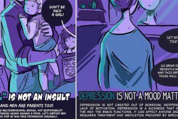 Katarzyna Babis Illustrations Prejudice And Victim Blaming