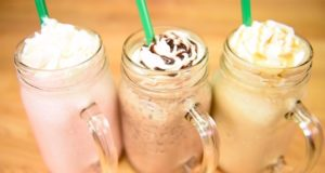Learn Starbucks Frappuccinos Home