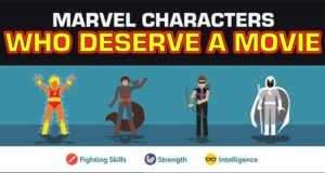 Marvel Characters Deserve Live-Action Movie