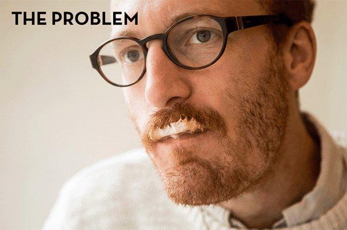 Moustache Problem