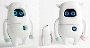 Musio Artificially Intelligent Robot