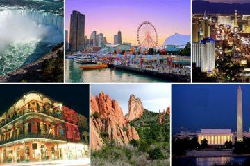 North American City Breaks