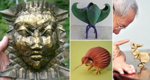 Origami Sculpture Exhibition New York