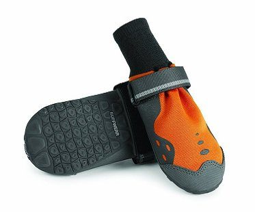 Outdoor Dog Boots orange