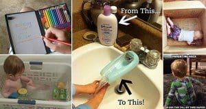 Parenting Hacks And Tips
