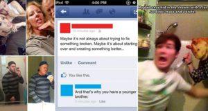 Parents Shaming Kids Social Media