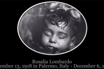 Preserved Little Girl Dead Opens Closes Her Eyes